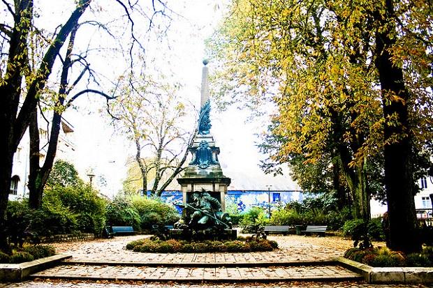 Poitiers Park