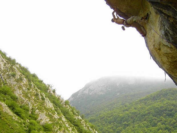 Professional Climbers of Asturias Scenery