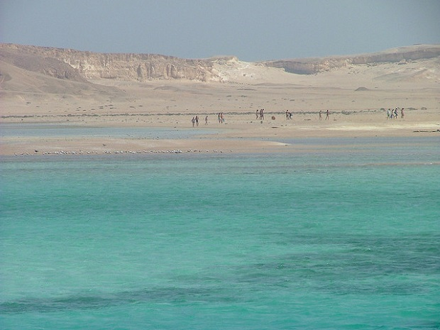 Red Sea Egypt Coast