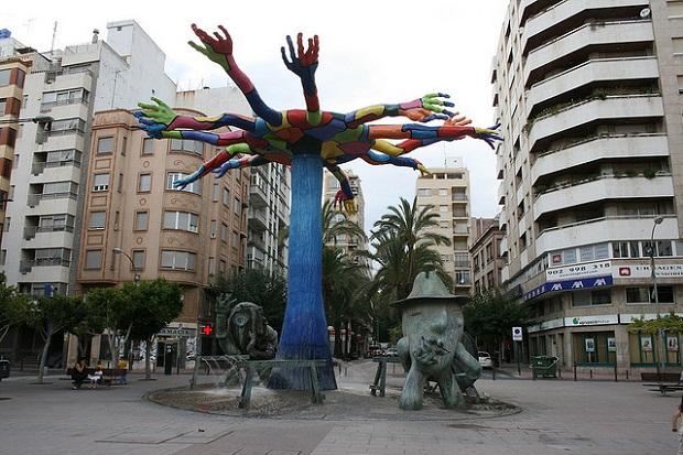 Castellón Square