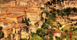 Cuenca and the bridge