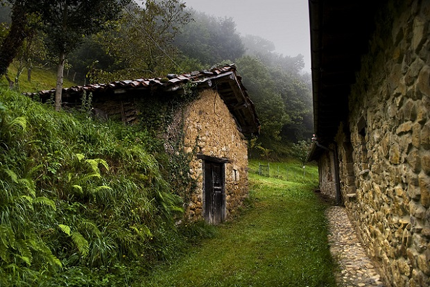 Stone Cottages of Asturias