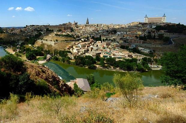 Toledo scenery
