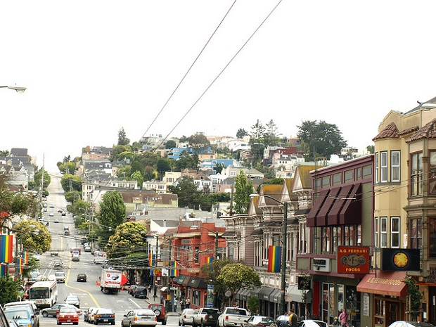 Barrio de Castro