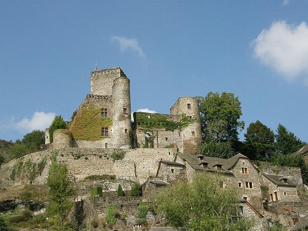 Belcastel Castle