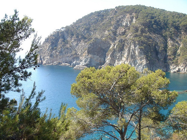 Costa Brava Magic Scenery