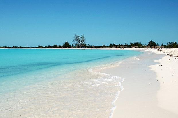 Cuba Paradise Beach