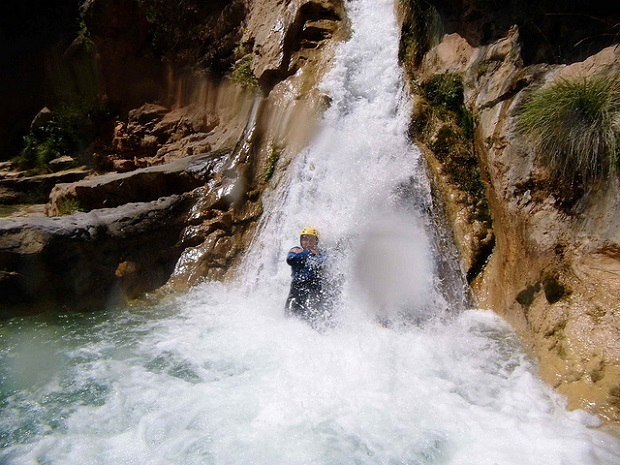 Cuenca Canyoning