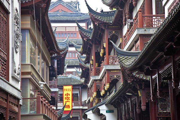Shanghai Temples and Pagodas
