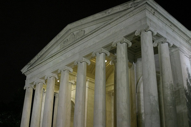 Thomas Jefferson Memorial Pantheon