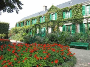 Claude Monet house, Giverny, France