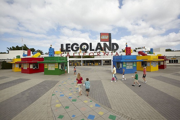 Legoland Resort, California