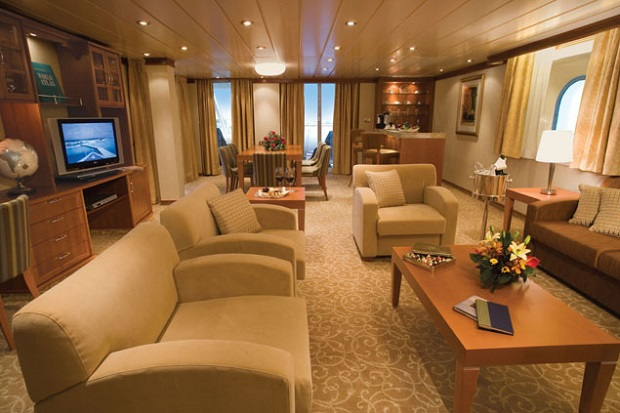 The Best Suites In Middle Of The Sea Trip Amp Travel News