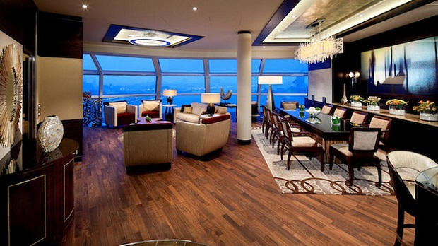 Reflection Suite, Celebrity Reflection