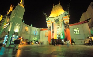 Grauman's Chinese Theatre, Los Angeles